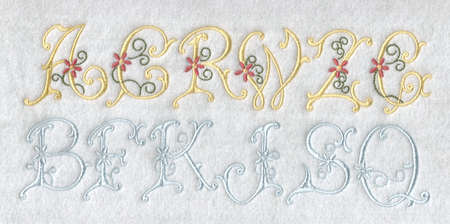 Heirloom Daisy Font