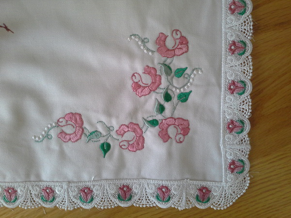 FSL Edging and Embroidery