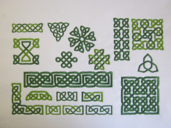 Celtic Knot Collection