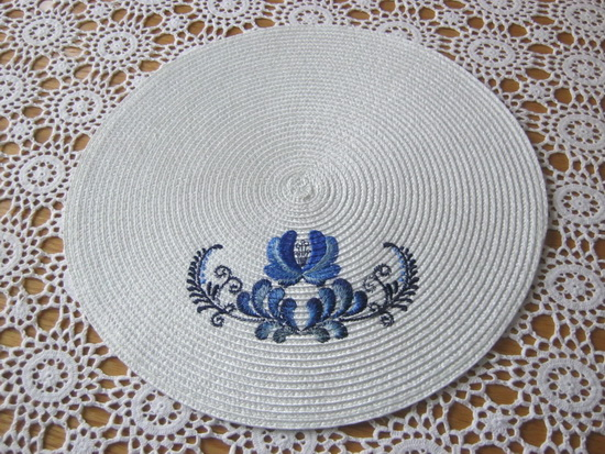 Bauernmalerei Placemats